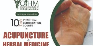 10-day Intensive Certificate Course In Acupuncture and Herbal Medicine @ Nerdc, Ikeja  1, Nerdc road, Agidingbi  Ikeja, LA