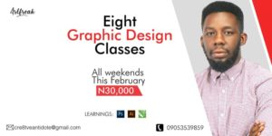Graphic Design. @ Maryland  7 IKORODU ROAD CCSP BUILDING MARYLAND LAGOS, NIGERIA.  IKEJA, LAGOS 23401