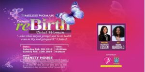 ReBirth - Total Woman @ Trinity House