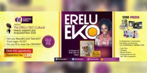 ERELU EKO BEAUTY PEGEANT @ lagos