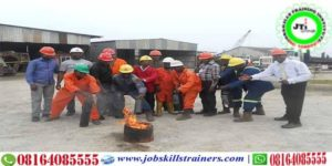 GENERAL HEALTH AND SAFETY: LEVEL 1-2 @ JOBSKILLS TRAINING CENTRE  41 Osolo Way  Lagos,