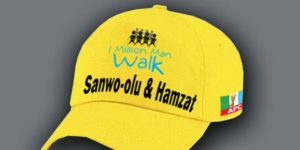 1-Million Man Walk 4 Sanwoolu-Hamzat @ Police College