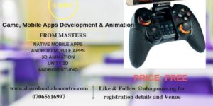 Free Games and Apps development Training @ To be disclosed on AhaGames.ng Facebook page  To be disclosed on AhaGames.ng page  Yaba, Lagos